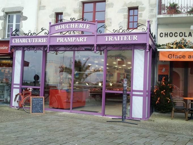 Boucherie Prampart