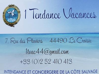 1 Tendance Vacances