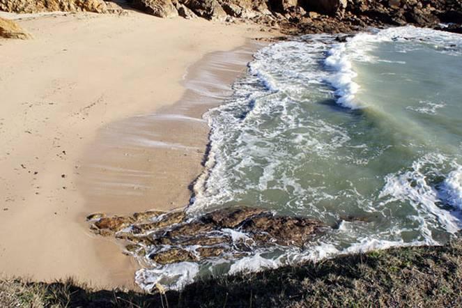 Baie du sable menu - Le Croisic