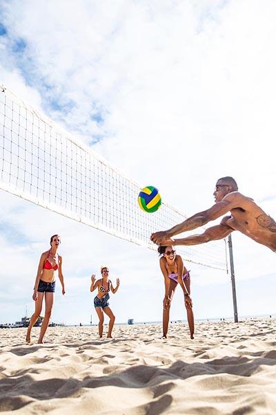 Tournoi de Beach Volley - 17h30 à 19h30
