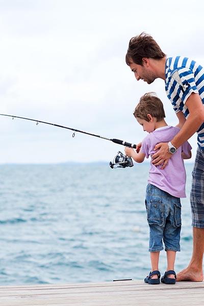 Concours de pêche aux éperlans - 15h00 à 17h00