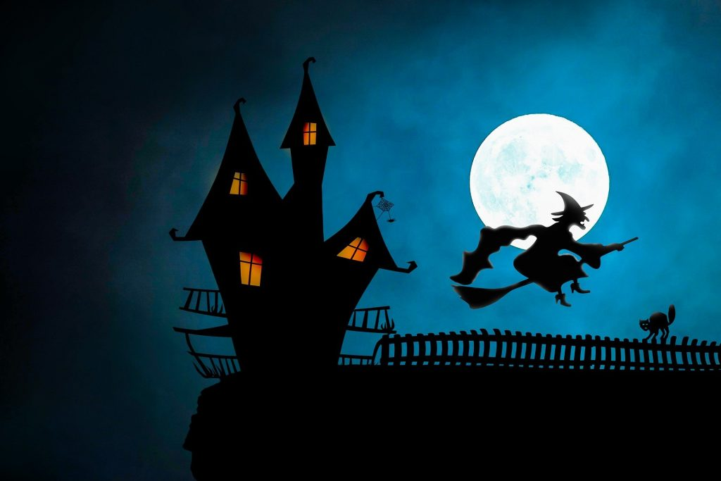 Halloween - 17h