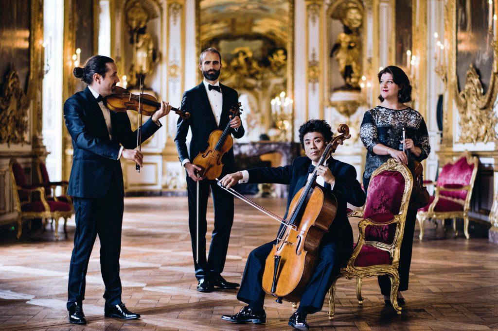 Quatuor Cambini - Paris - 20h30